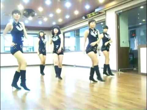 Brown Eyed Girls - Abracadabra dance steps ver. 3