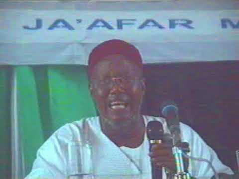 Download Sheikh Ja'afar: Alamomin Tashin Alkiyama