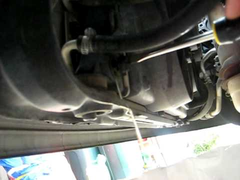 02 Ford Focus Coolant Antifreeze Flush And Change Part 1