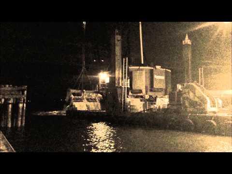 Dredging Portland Harbor, Maine 2014