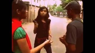 Video Desi college girl tease two boy in public (Very very funny) download MP3, 3GP, MP4, WEBM, AVI, FLV Maret 2017