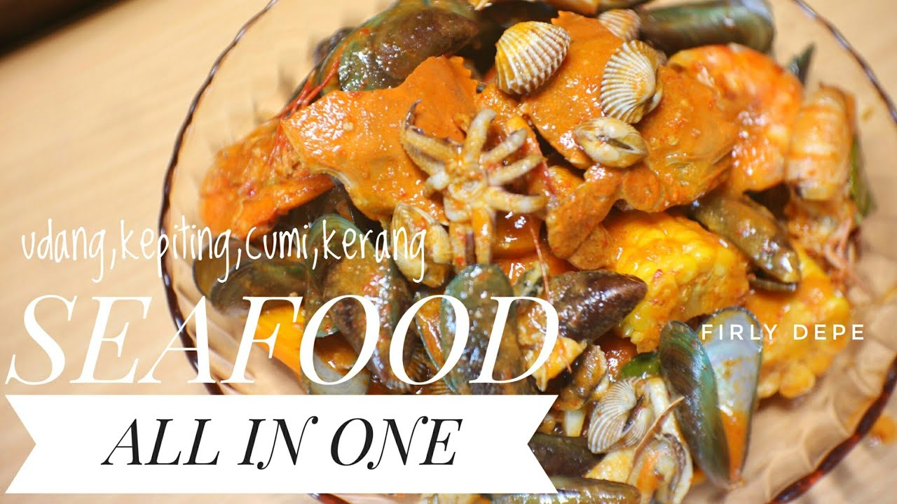 Viral Resep Seafood Bancakan All In One Seafood Ala Rumahan Youtube