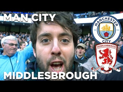 Man City 1-1 Middlesbrough | Typical City lives on!