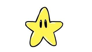 Super Mario Bros - star power