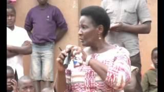 Point Blank: Amelia Kyambadde driven to tears