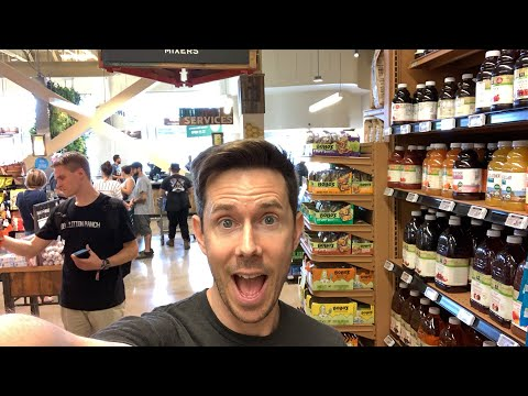 🔴 Shop With Me At The Original Whole Foods - LIVE