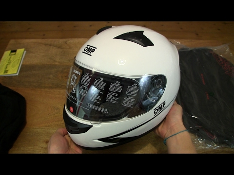 OMP Circuit Helmet MY2017