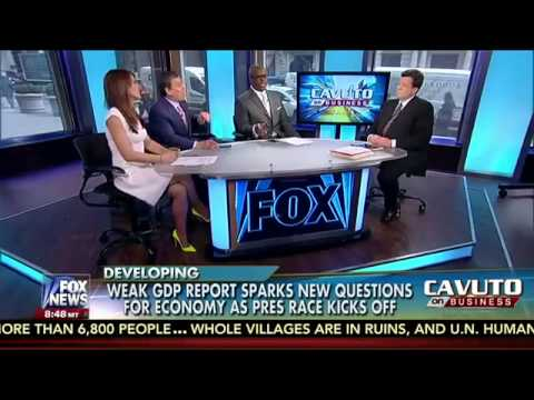 Fox News Admits The Economy Is much better Than It Was Under Bush