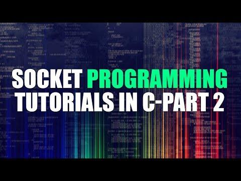 Socket Programming Tutorials In C For Beginners   Part 2   Eduonix thumbnail
