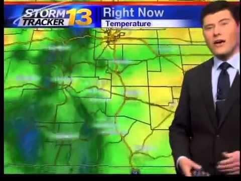 Jason Laird's Evening Forecast