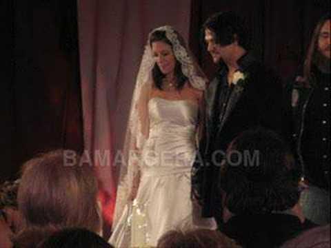 bam margeras wedding