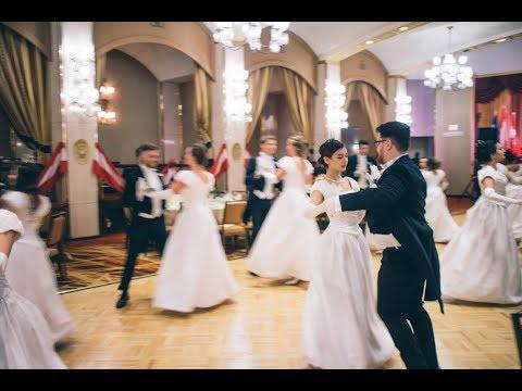 Austrian Society of Montreal, Debutante Waltz; Christina Duncan