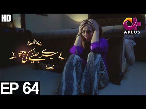 Meray Jeenay Ki Wajah - Episode 64 | APlus ᴴᴰ | Top Pakistani Dramas