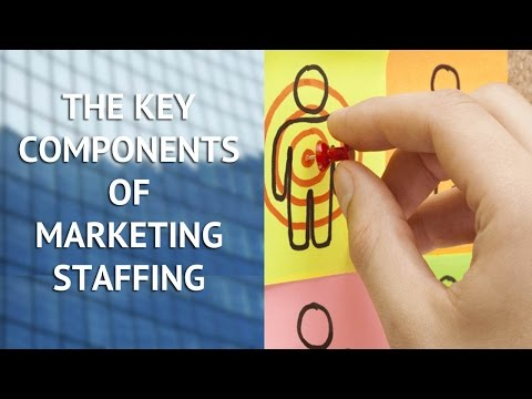 Key Components of Marketing Staffing