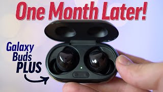 Galaxy Buds+ Honest Review after 1 Month of Use!
