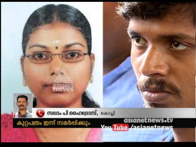 Jisha Murder Case |chargesheet filed in murder case #JusticeforJisha: FIR17 Sep 2016