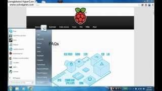 Yum, Raspberry Pi: Setting Up The Os