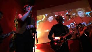 The Beauty Regime - Hits (Live & unplugged) @ King Kong Klub