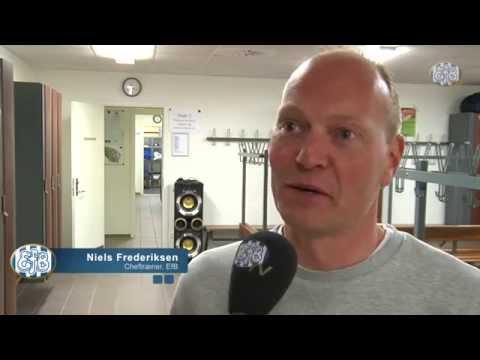 Niels Frederiksen ser frem mod træningsstart på mandag