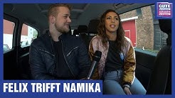 GZSZ Interview | Namika mit Felix van Deventer | Mauer Flower Festival