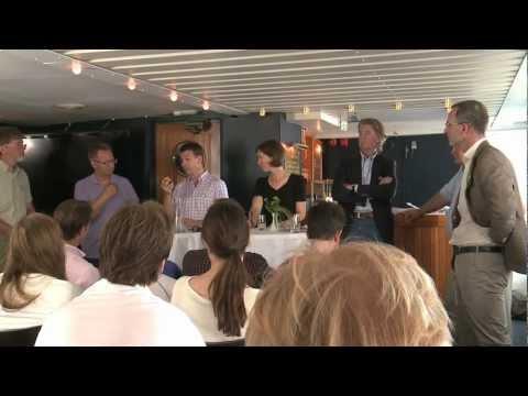 Ragn-Sells debatt om en fossiloberoende fordonsflotta 2030 i Almedalen 2012