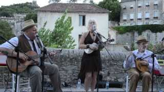 """So Sorry Dear"" East River String Band w/ R. Crumb France 2013"