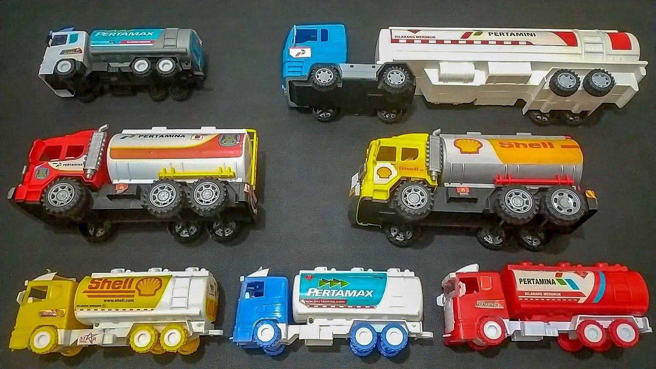 Koleksi Mobil Truk Tangki Pertamina