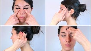 Tocca questi punti del corpo: il rimedio naturale contro il mal di testa