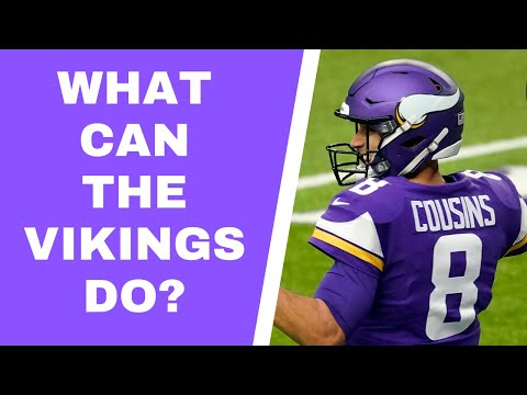 Why did Minnesota Vikings extend Kirk Cousins?
