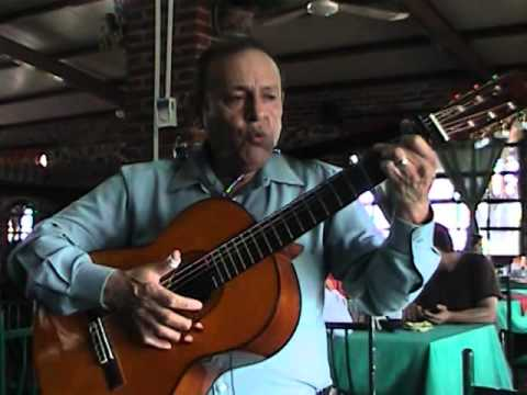 Guillermo del Villar Songwriter and Singer (compositor y cantante) Travel Video