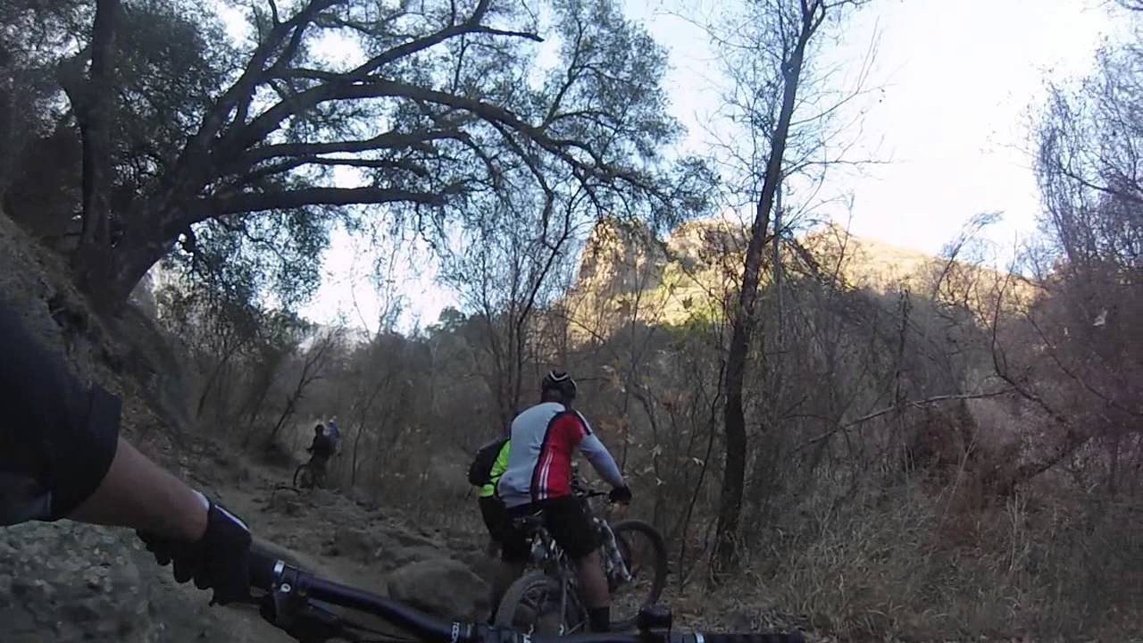 2014 01 11 Mtb De Anza M A S H Bulldog Trail Youtube