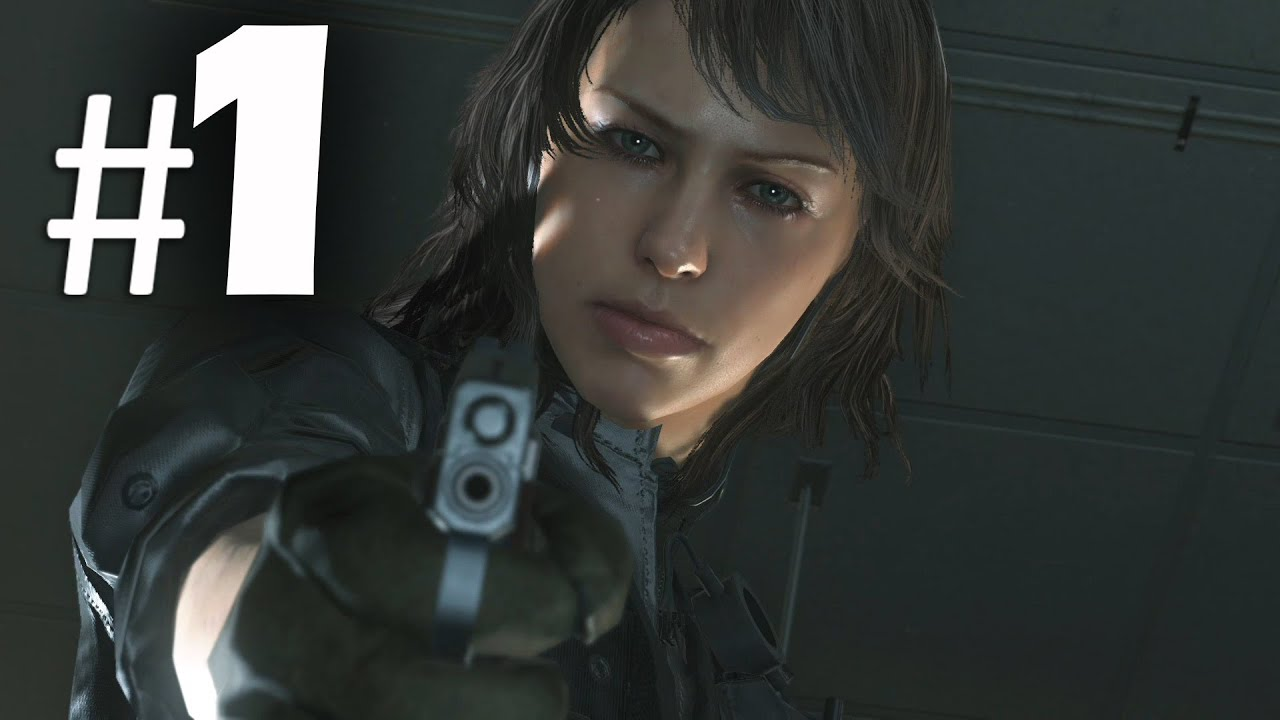 how to kill quiet mgs5