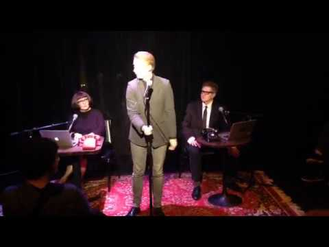 BAD and NASTY IN LA CABARET- #NOTMYPRESIDENTSDAY Hannah Maxwell
