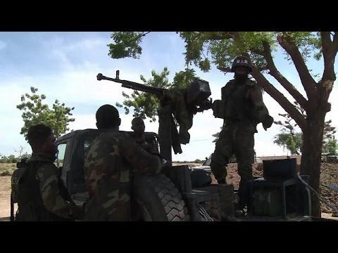 Anti-Boko Haram force raises concerns over inadequate resources