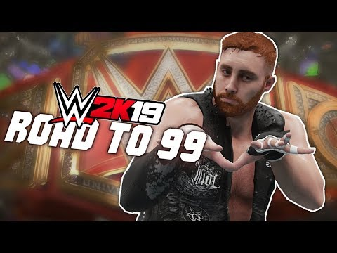 WWE 2K19 Road To 99 - FOREVER UNIVERSAL CHAMPION!