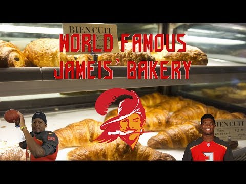 World Famous Jameis' Bakery