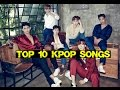 TOP 10 NEW K-POP SONG RELEASES (June 8th - June 15th) 2015