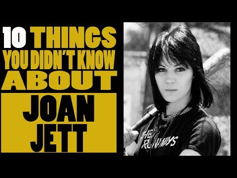 Jeff K - Happy Birthday! Joan Jett