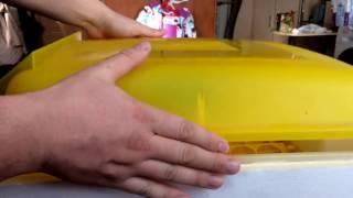 Обзор китайского инкубатора на 56 яиц с ALIEXPRESS