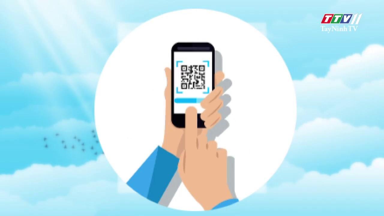 Hướng dẫn khai báo y tế trực tuyến   Thông tin dịch Covid-19   TayNinhTV