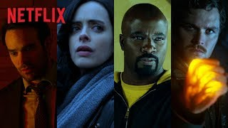 Marvel's The Defenders | San Diego Comic-Con | Netflix