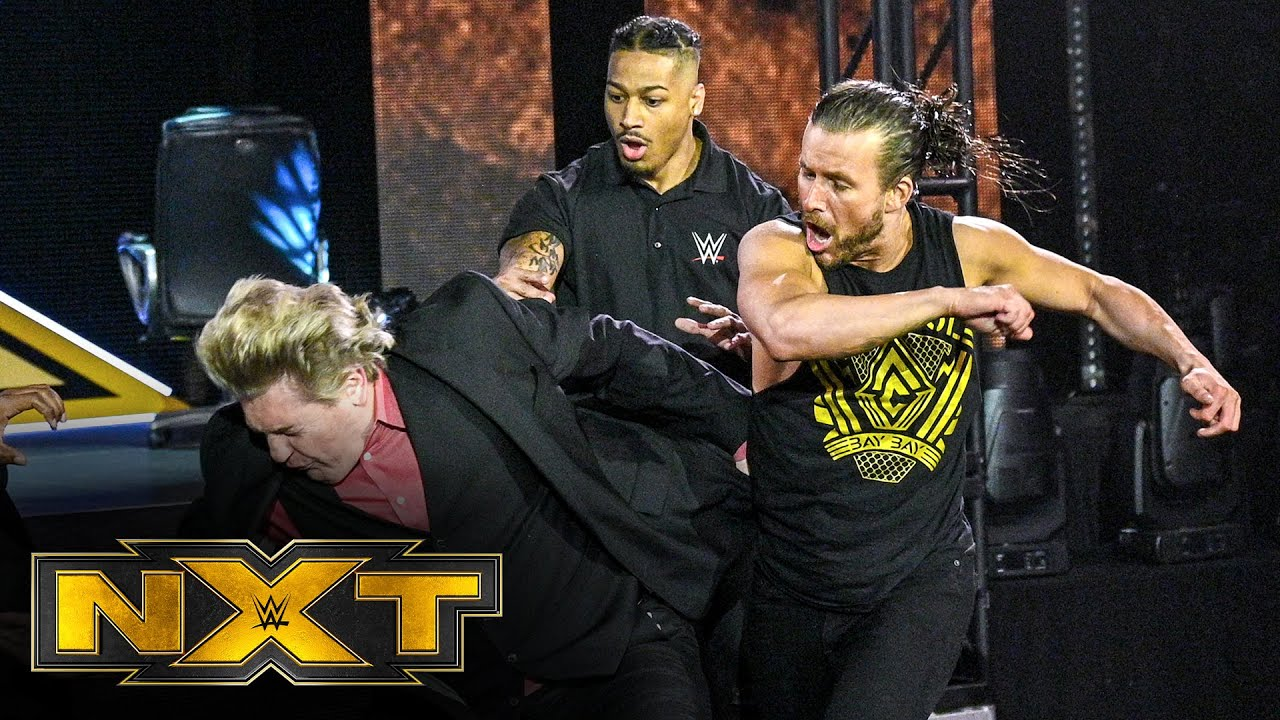 What Happened After NXT Went Off The Air