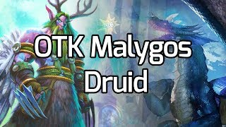 Legend OTK Malygos Druid [Spiteful Nerf] - Deck Guide in Description