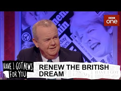 Download Youtube: Renew the British dream - Have I Got News For You: Series 54 Episode 1 - BBC One