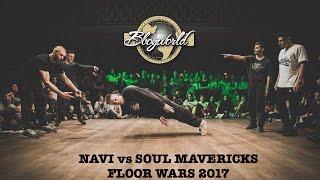 SOUL MAVERICKS vs NAVI I 3on3 FINAL I FLOOR WARS 2017