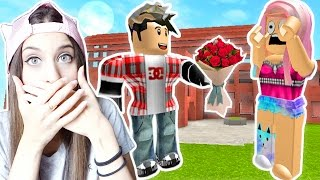 HE ASKED ME OUT?!?! Roblox High School | Roblox Roleplay