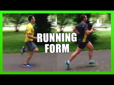 Triathlon Running Technique - It'S Begins With The Hips - Youtube