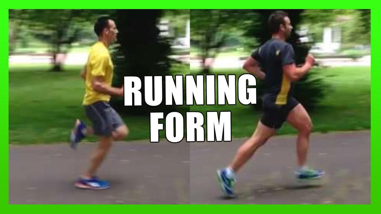Proper Running Technique Which of These Runners do YOU Run Like?