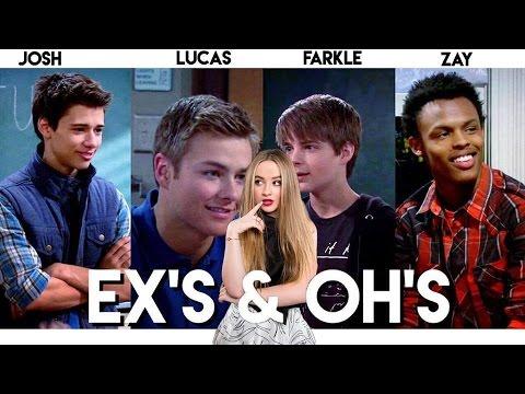 Maya Hart ft. Farkle,Lucas,Josh & Zay | Exs & Ohs
