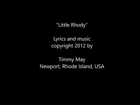 """""""Little Rhody"""" - a song about Rhode Island - new 2016 version with lyrics"""